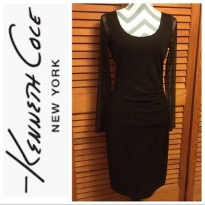 Kenneth Cole LBD Little Black Dress 6